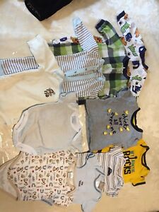 Baby boy 3 months lot. Carters, Gymboree, George