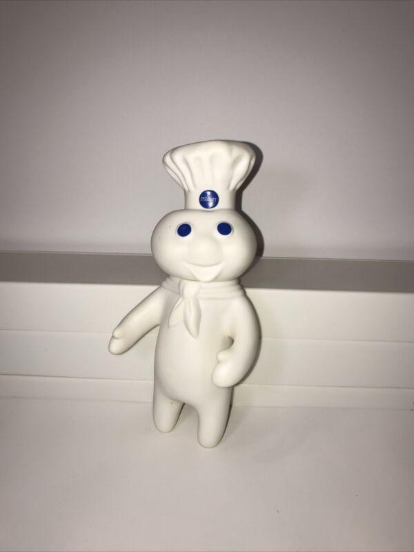 "Vintage 1971 Pillsbury Doughboy Doll - 7 1/4"""