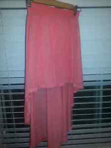 SUPRE SKIRT - SALMON / LIGHT PINK Ashgrove Brisbane North West Preview