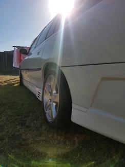 VX commodore auto wagon. Negotiable.