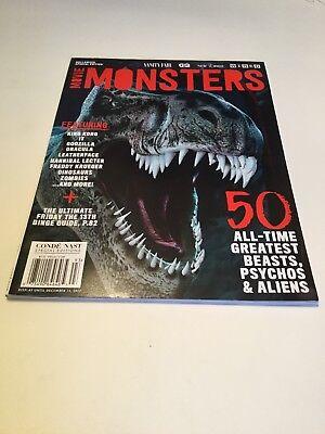 Movie Monsters Magazine Halloween Special Edition 2017 NEW Horror Movies - Halloween Movie Specials 2017