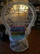 Peacock Chair in good condition. Redland Bay Redland Area Preview