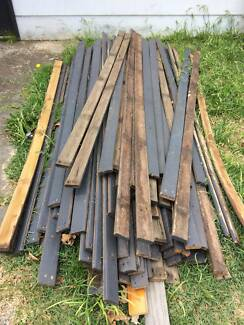 Recycle decking boards