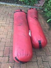 Boxing 6 foot punching bags  X 2 $10 Caringbah Sutherland Area Preview