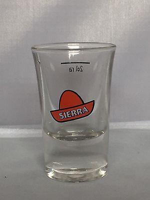 Sierra Tequilla Pinnchen Shot Glas 2cl