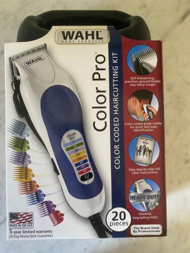 color pro home trimmer 20 piece set