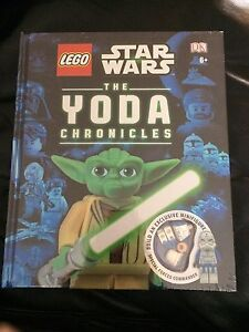 Brand new Sealed Star Wars LEGO Book