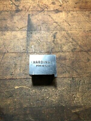 Hardinge Ptm-19-58 Round Tool Holder