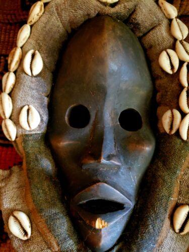 African Dan Mask from Liberia