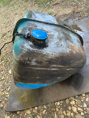 4000 Ford Tractor Fuel Tank