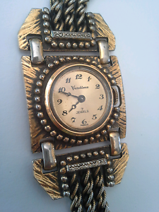 Vintage Vendome France 7 jewels watch Claremont Glenorchy Area Preview