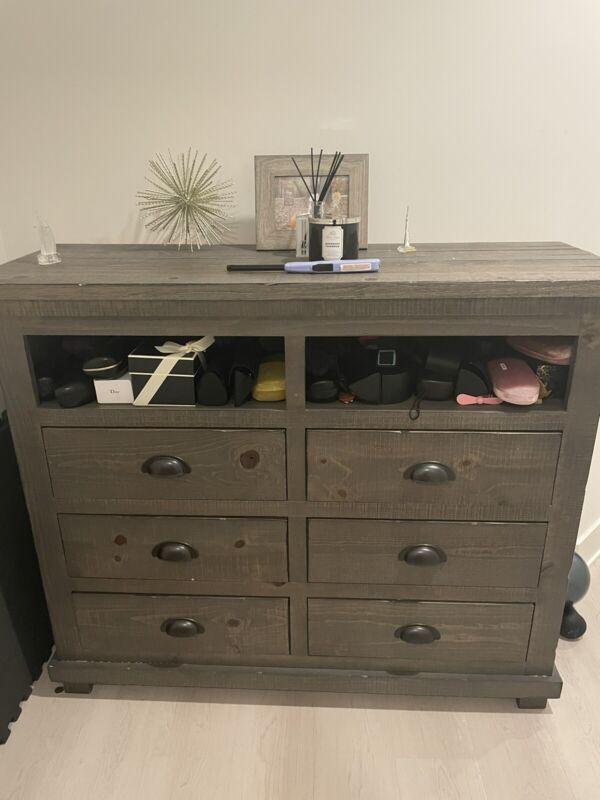 Solid Wood Dresser - Living Spaces