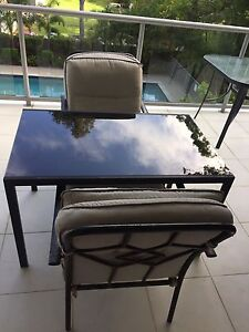 Glass Outdoor Table Cleveland Redland Area Preview