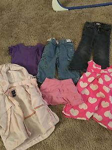 Girls Clothes size 2 Toddler