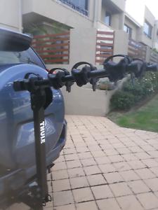 SOLD PPU Thule bike carrier