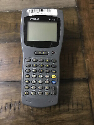 Scanner Symbol Pdt6100 1060 Asis No Charger