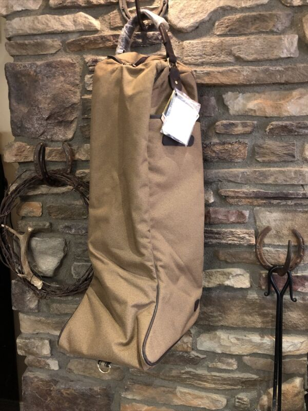 Noble Outfitters Noble Equine Boot Bag Tall Polyester Tobacco Color