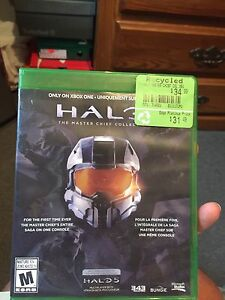 Halo master chief collection trade