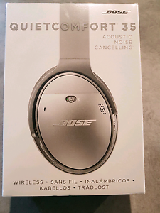 New Bose QC 35 Noise Cancelling Headphones Blacktown Blacktown Area Preview