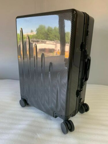 LUXURY REAL Carbon Fiber Suitcase FOR PLANE