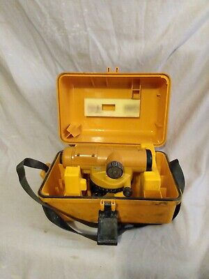 Topcon At-g7 Auto Level With Case