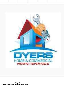 DYERS Home & Commercial Maintenance Bendigo Bendigo City Preview