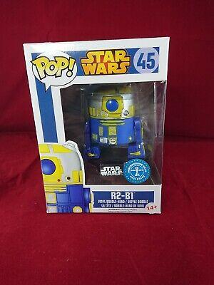 Funko Pop Star Wars R2-B1 45