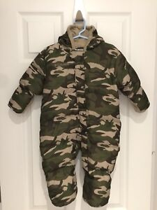 Columbia Down Filled Infant Snowsuit for 18-month old