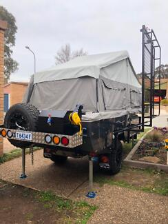2018 Sterling GT MK2 Off Road Camping Trailer Canberra City North Canberra Preview