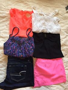 Summer clothing lot- Size m/l