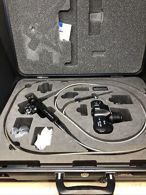 Olympus If8c5-20 Fiberscope Videoprobe Borescope W Camera Case Light. Jhb4