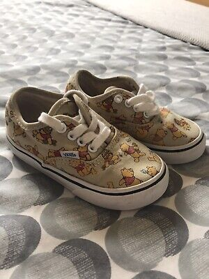 Junior Vans Size 6. Limited Edition Disney Vans