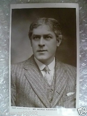 1900s Postcard- MR. GEORGE ALEXANDER