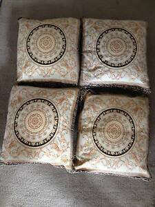 Versace inspired cushions x 4 Neutral Bay North Sydney Area Preview