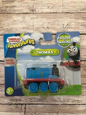 Thomas the Train Adventures Metal Engine Thomas Fisher Price 3+