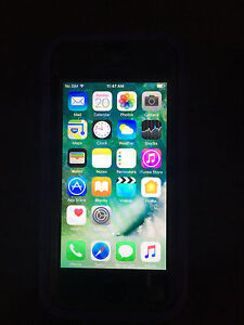 Bell / Virgin iPhone 5S With OtterBox