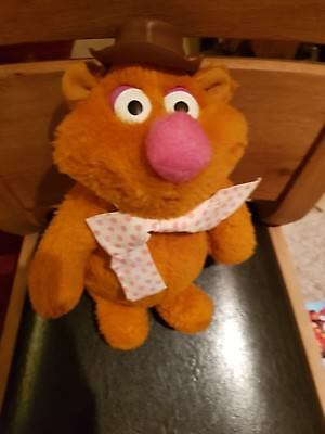 THE MUPEETS fozzie bear vintage