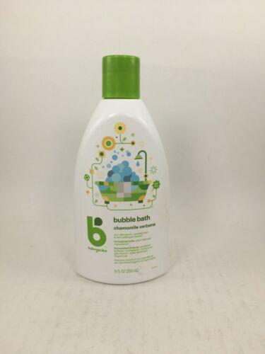Babyganics Chamomile Verbena Bubble Bath 9 fl oz