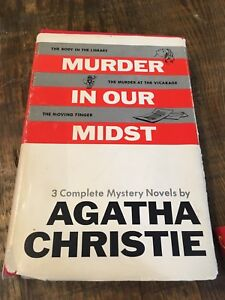 Murder in our mist by Agatha Christie