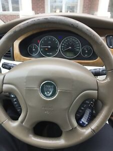 Jaguar x type 2003
