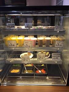 Cake & Food Cold Display Unit, Square Chilled Cabinet 900x740x135 Wheelers Hill Monash Area Preview