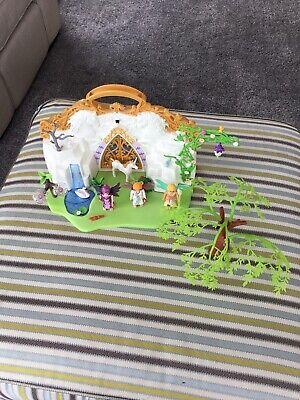Playmobil Carrycase Unicorn & Fairy Bundle