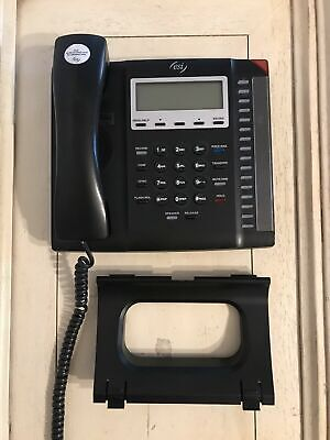 Esi 40 Phone With Stand Scratches Sbp Digital Black Charcoal Tested Warranty
