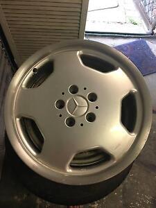 Mercedes 17 inch wheel Girrawheen Wanneroo Area Preview