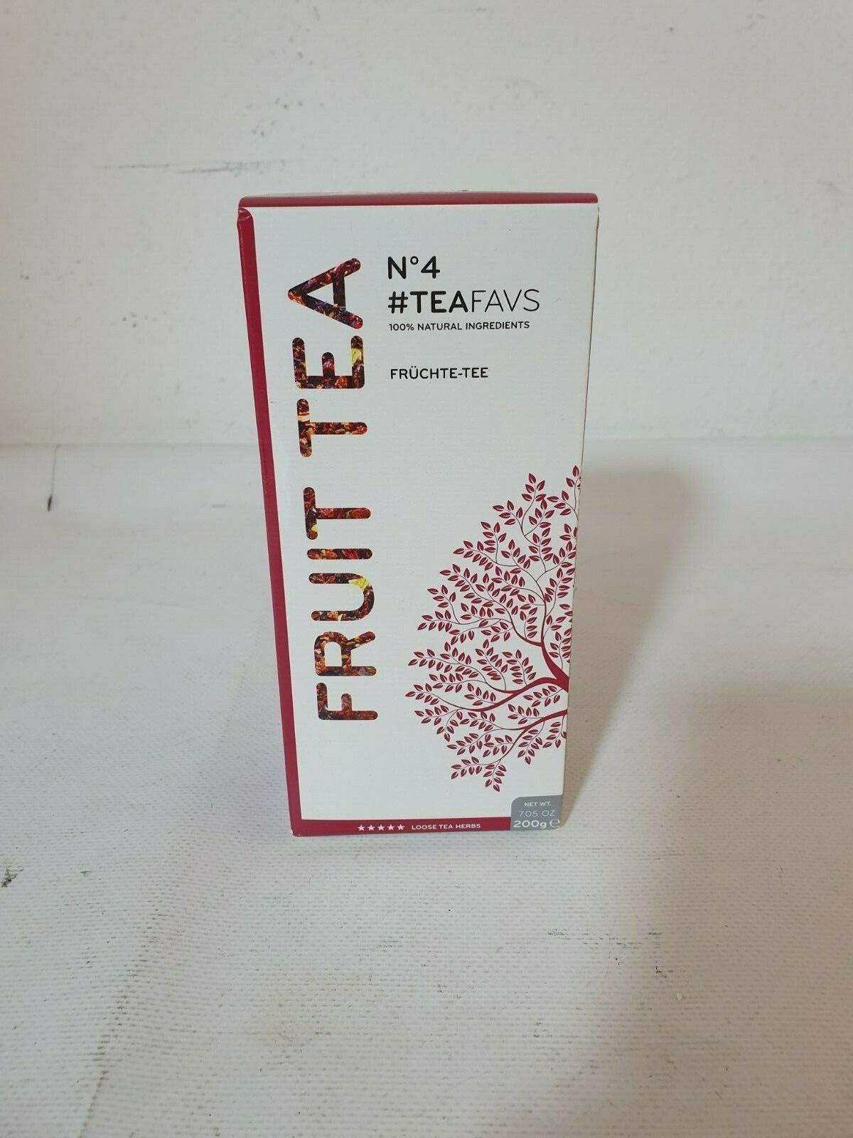 Früchtetee-Mischung gesund und lecker, Früchte Tee ideal für amapodo Teekanne