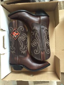New Woman's Cowboy Boots