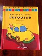My First Larousse in French Nedlands Nedlands Area Preview