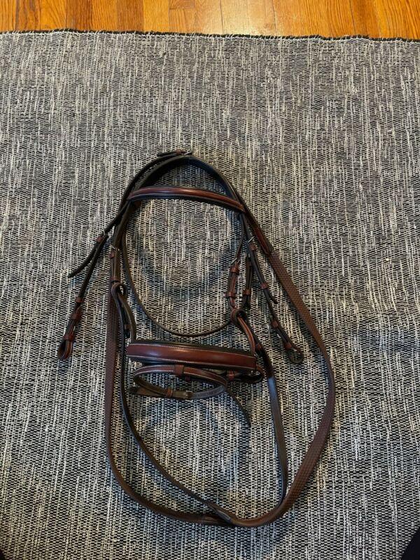 Dover Saddlery® InDulge™ Flash Bridle (Cob)