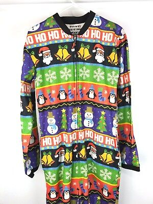 Used, Ugliest Christmas Sweater by Makerwear One Piece Pajama Size S for sale  Tucson