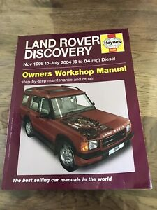 Land Rover Discovery S1 /& Range Rover Spark Plug Leads FREE Workshop Manual CD